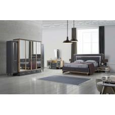 6 Kapaklı Trend Yatak Odası